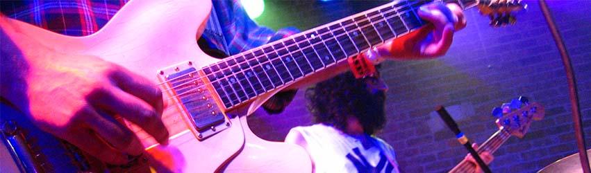Guitar courses Peterborough