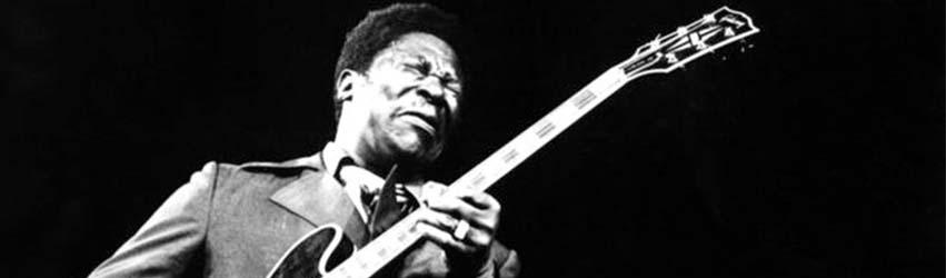 Blues guitar lessons Peterborough